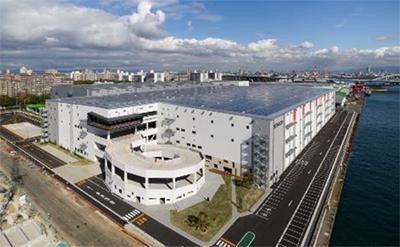 大阪南港営業所